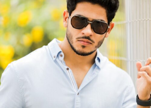 Óculos Solar Masculino